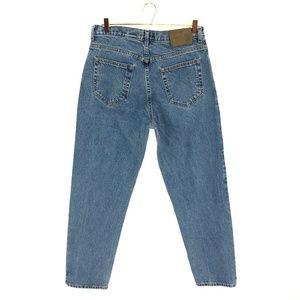 Calvin Klein 34 x 32 Jeans Vintage Stone Wash High